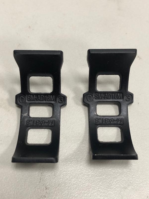 SHIMANO SM-AD16M 34.9轉 31.8 墊片 中變 前變 轉接墊片 鋁合金材質
