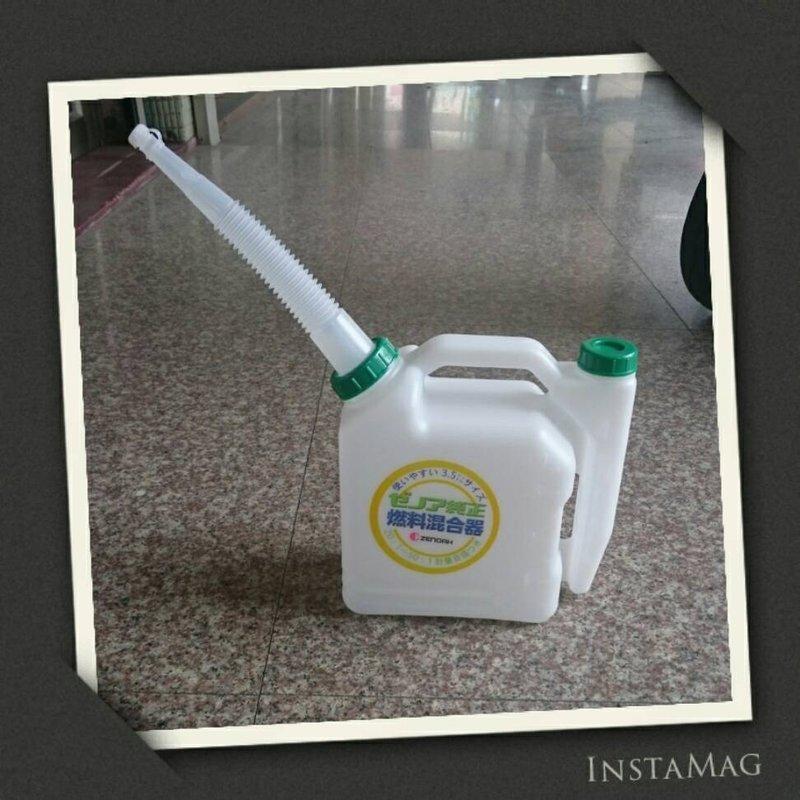 小松 ZENOAH 3.5L量油桶