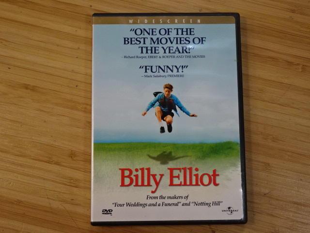《啟元唱片》DVD BILLY ELLIOT [1區無中文字幕] 片況良好