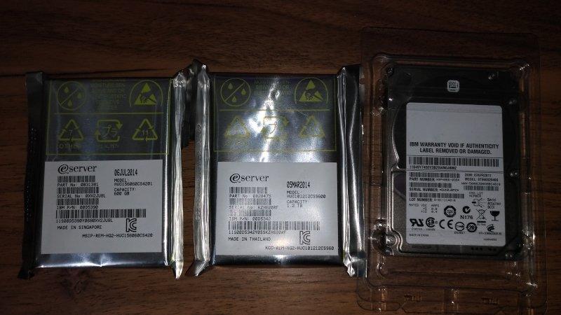 {聖大電腦}伺服硬碟 HGST Ultrastar C10K1200 HUC101212CSS600 1.2TB 10K