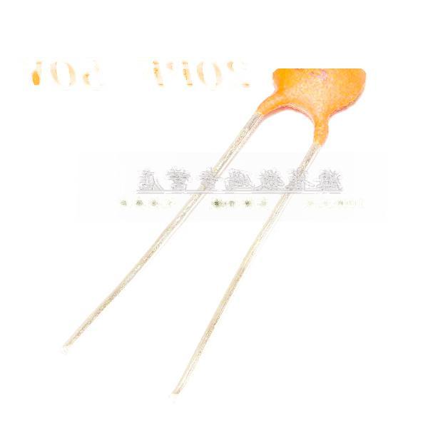 瓷片電容 20PF/50V 印字20 磁片 瓷介電容 (50隻) 221-01492