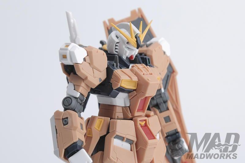 《密斯特喬》缺貨 RG 1/144 Nu GUNDAM 牛鋼 GK改造套件 <新手入門級>