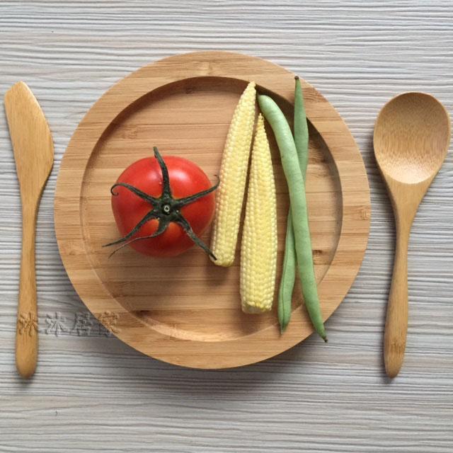 *沐沐居家生活* 竹盤 / 木盤 / 露營用品 / 壽司盤 / 沙拉盤 / 麵包盤 / 鍋墊 / 圓盤 / 餐盤 小尺寸