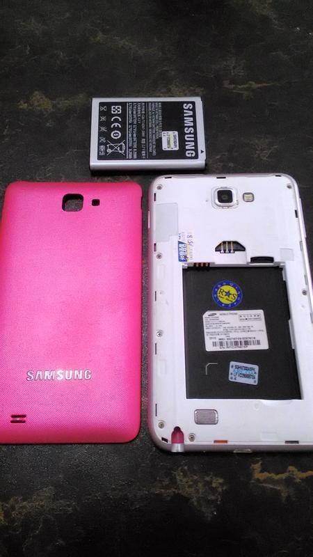 超級便宜賣三星Samsung Galaxy Note1 (單手機本身充電接觸不良都用萬用充/無觸碰筆)其餘功能都正常