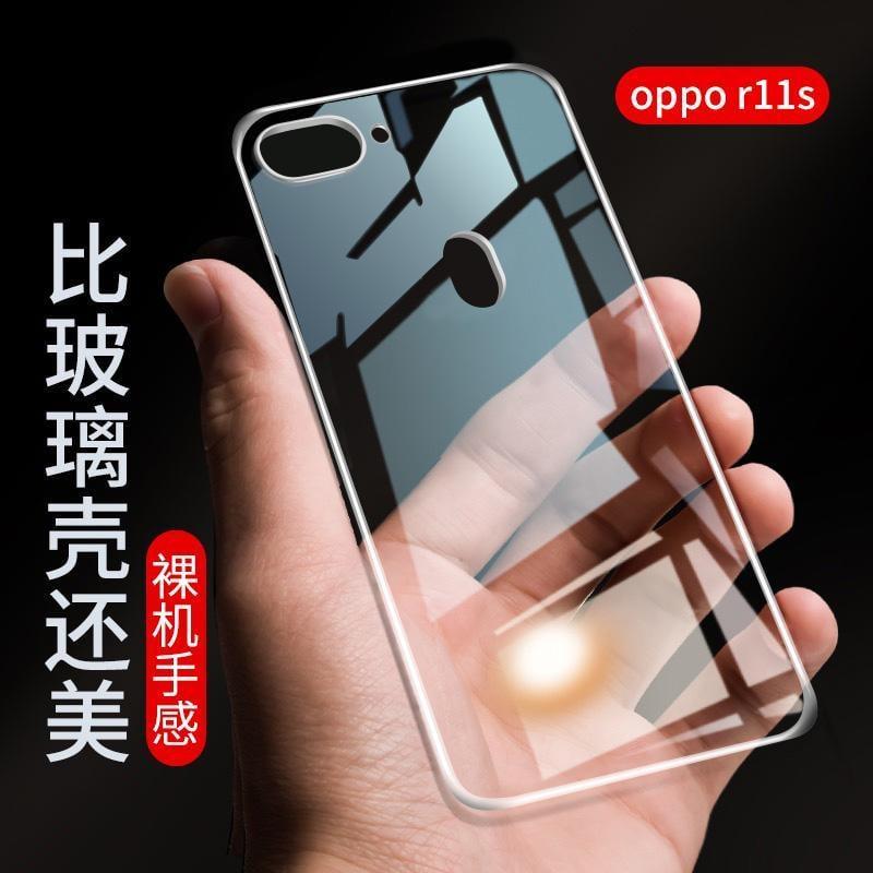 999小舖opporeno手機殼新款reno升降星幕oppor11s新年超薄硅膠透明