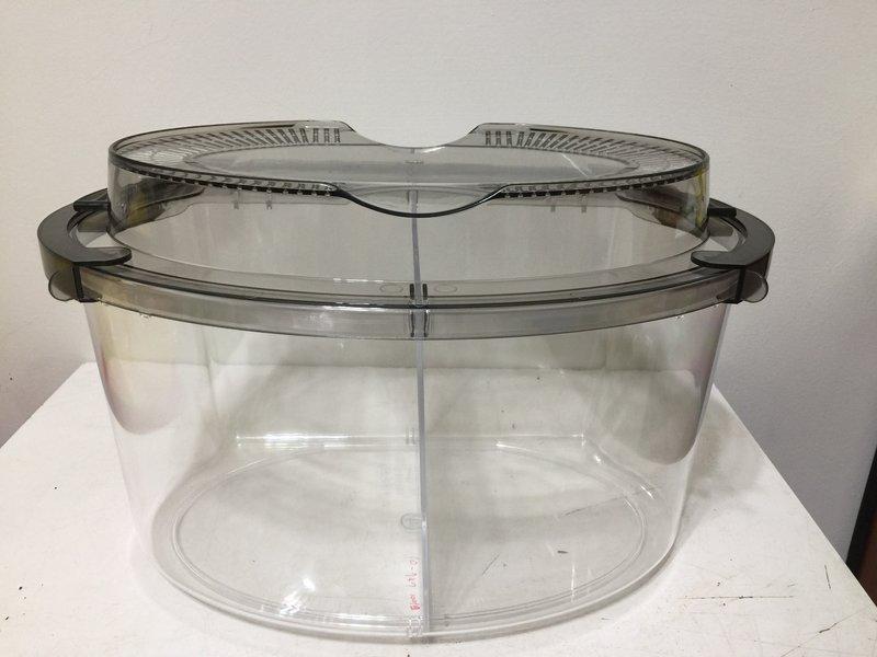 防果蠅貝殼型飼養箱 尺寸XL