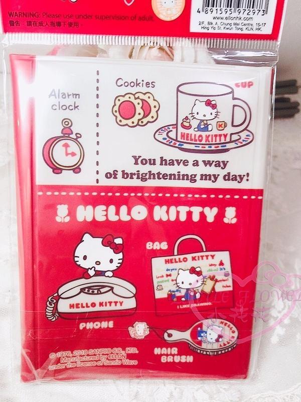 ♥小花花日本精品♥Hello kitty 凱蒂貓45周年系列圖案 防水護照套卡片套/萬用套/證件套 00429801