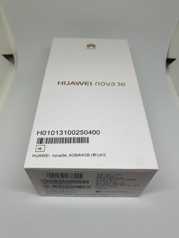 HUAWEI nova3e 4G/64G 5.84吋美顏自拍機