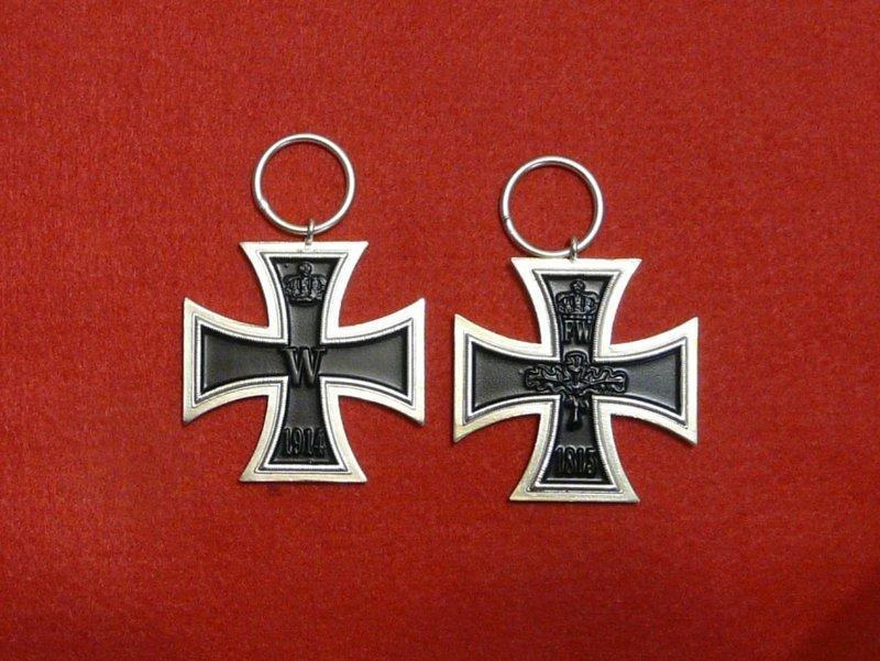 一戰德國WWI 鐵十字勳章  普魯士勛章
