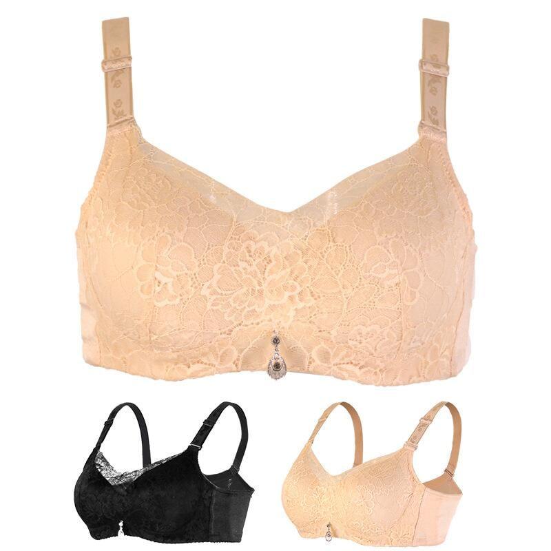 愛揚新品硅膠義乳文胸假乳房內衣假胸乳罩女夏季透氣胸罩