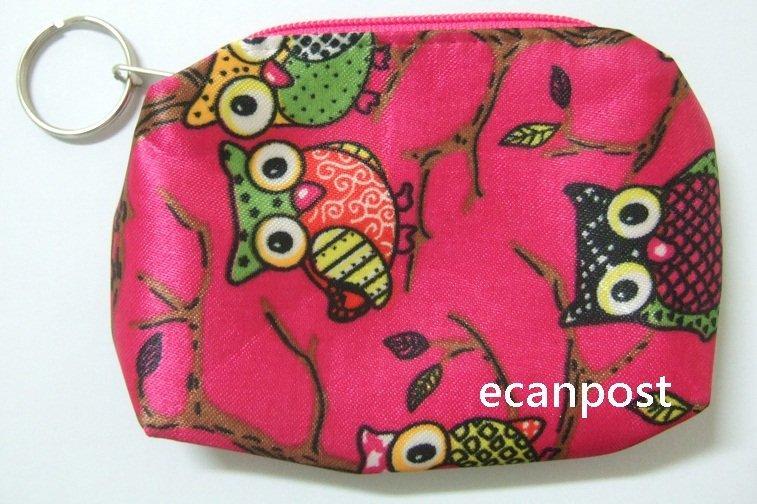 貓頭鷹 零錢包 收納包 隨身攜帶 可愛、實用 生日 小 禮物 女性