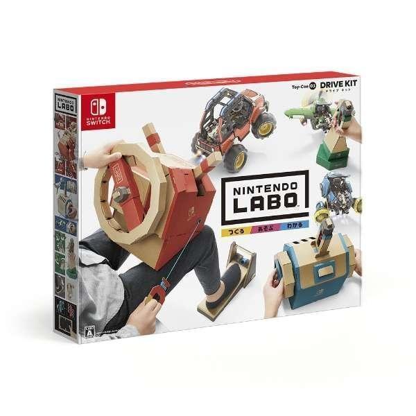【普雷伊-桃園】現貨★【Switch NS任天堂實驗室 LABO 機器人配件 Toy-Con03 Vehicle KI】