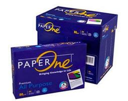 [職人の紙.工場販売] PAPER One 系列/進口多功能影印紙/A4/80gsm/高白/藍包/5包入裝/含稅販売 !