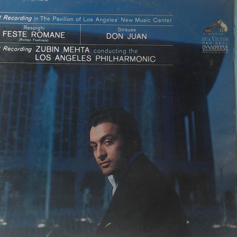 古典-RCA白狗/LSC-2816/雷斯畢基:羅馬節日/里查史特勞斯:唐璜/祖賓梅塔-洛杉磯管絃樂團