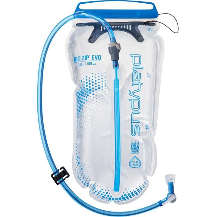 【Platypus】10857 Big Zip EVO 大開口吸管水袋 3L 100oz