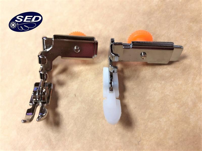 SED鴿子:SED鴿子窩:Costco好市多勝家SINGER 1009 2116 可調式拉鏈壓腳組合