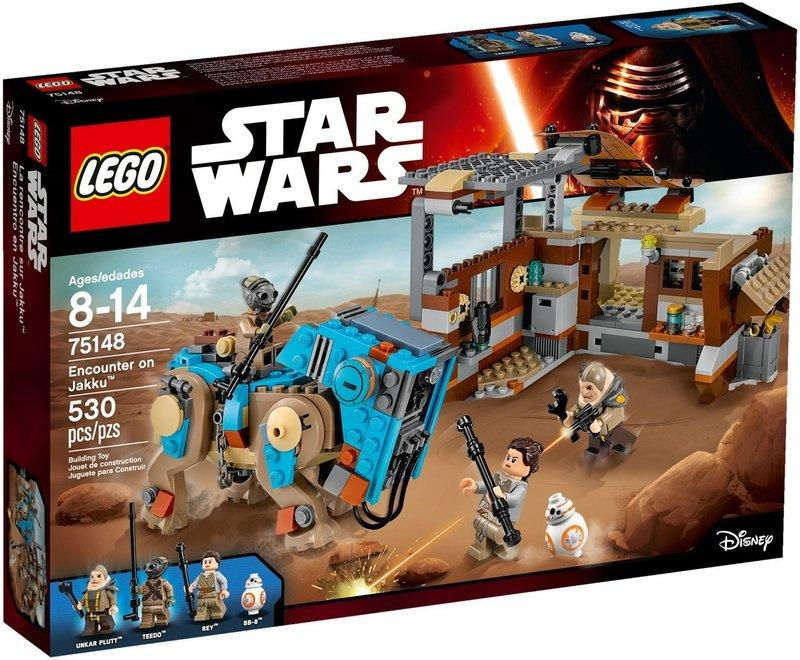 【群樂】現貨!可約地下街店家取貨~正版 LEGO 星際大戰 賈庫之戰 75148 參考75149 75151 75157