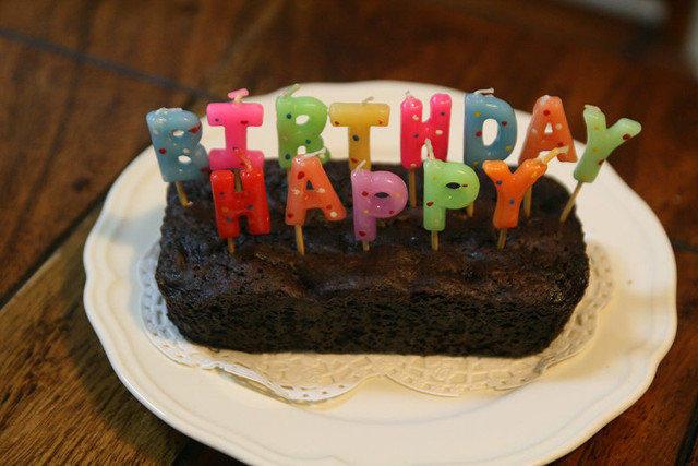 ❏ 布朗妮公主❏ 生日快樂蠟燭/HAPPY BIRTHDAY蠟燭/英文字母蠟燭
