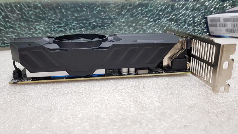 [中壢個人自售] 技嘉 GTX1050Ti 4G LOW 矮版 GTX960 ASUS MSI RX570 ITX參考
