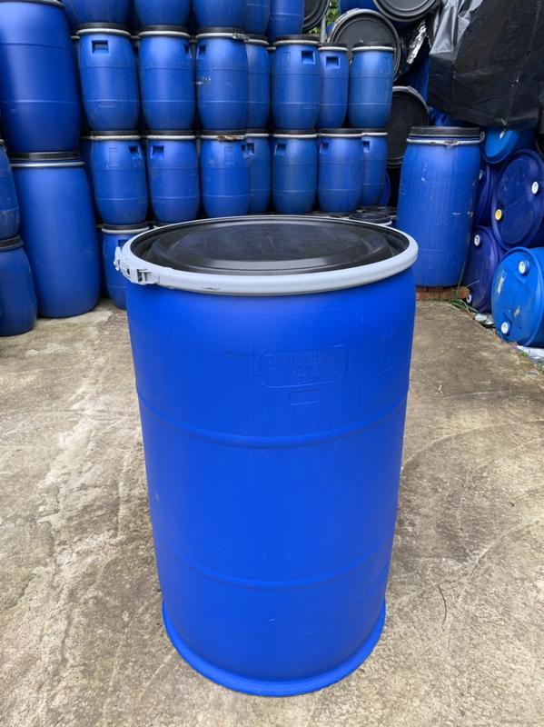 二手 200L 50加侖 塑膠桶 化學桶 酵素桶 發酵桶 廚餘桶