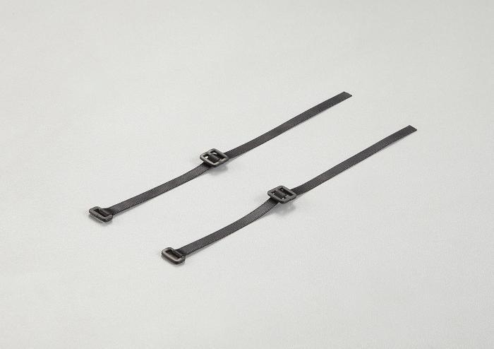 港都RC killerbody 1/10 布電纜束帶, 160mm (PK48515)