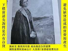 古文物【罕見】1900年木刻版畫《美女的夏天》(Im Sommer) 尺寸約41*29釐米( 100657)露天2292