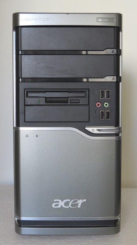 二手ACER Power FH (M460) 主機E4500 ,CPU 2.2G, RAM 2G (NAS可用)