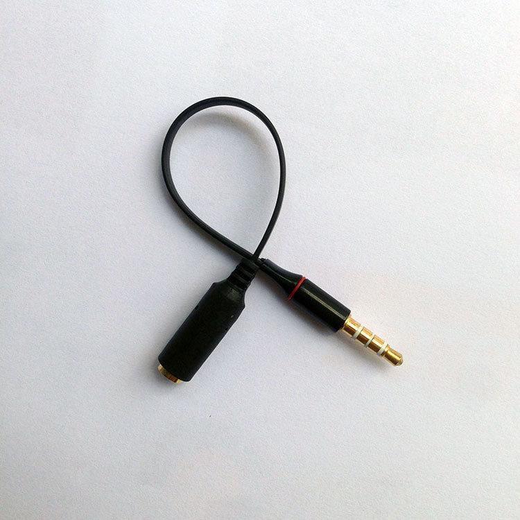 耳機萬用轉換線CITA/OMTP互轉 iphone 用耳機轉他牌手機用,iphone耳機轉nokiaHTC,三星轉iph