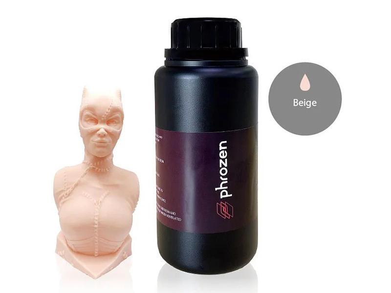 Phrozen標準樹脂-彈肌樹脂
