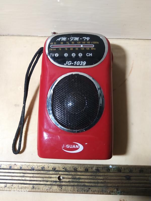 收音機 2波段二手良品 功能正常