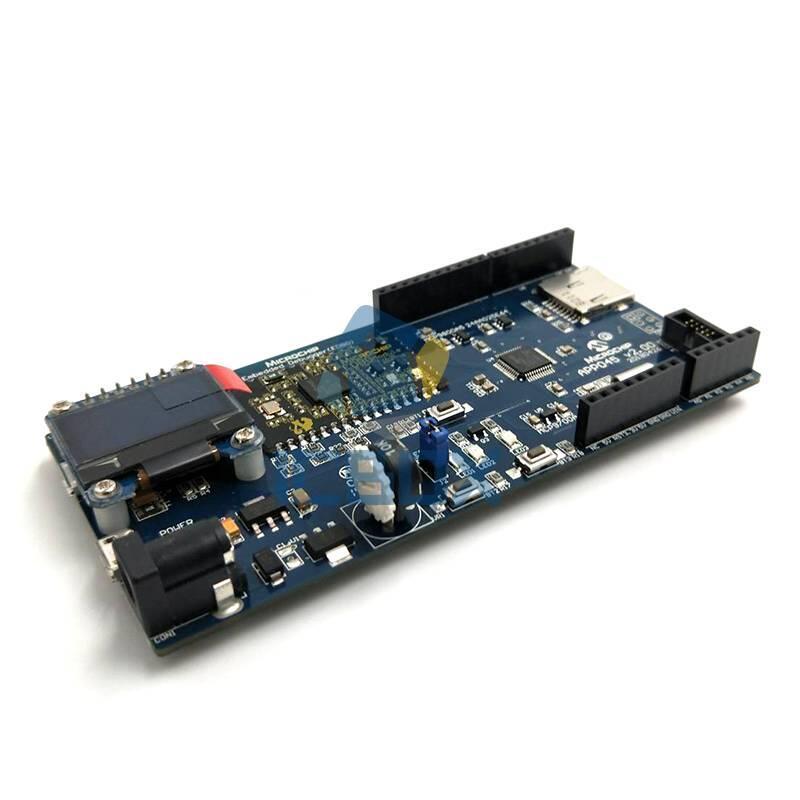 【ICBOX】Microchip APP045-v2.0實驗板/0300801045001