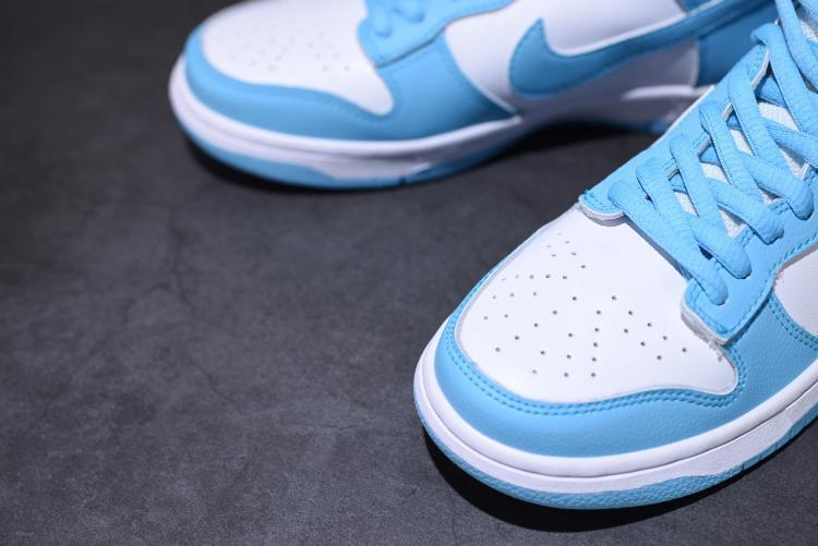 Nike Dunk High Premium SB Blue LAKE 淺藍白男女款休閒運動921797-300 ... d9767fb2e