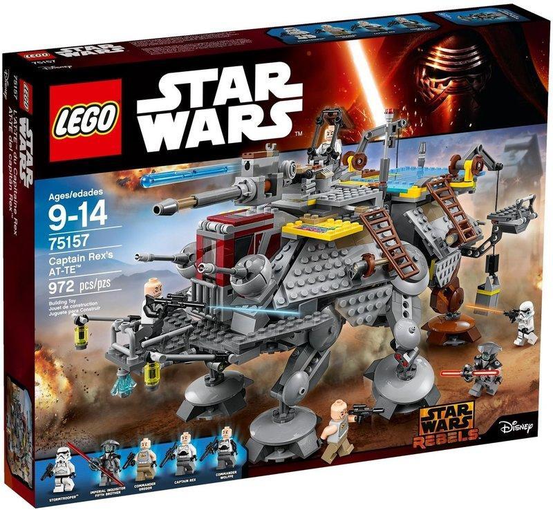 【群樂】降降降!~現貨!可約地下街店家取貨~正版 LEGO 星際大戰 75157 參考75150 75151