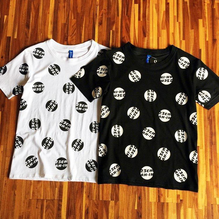 2016新款美式休閑小圓盤字母情侶莫代爾彈力棉短袖T恤