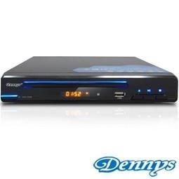 免費升級為DVD-2610~不挑片~Dennys  USB DVD播放器DVD-2100B / 可播巧虎