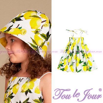 童裝女童連衣裙夏季新款打攬工藝大太陽擺全棉兒童吊帶裙喇叭裙