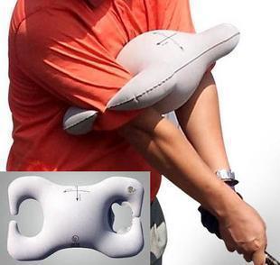 正品高爾夫揮杆練習用品 高爾夫手臂矯正器 練習器 訓練輔助用品