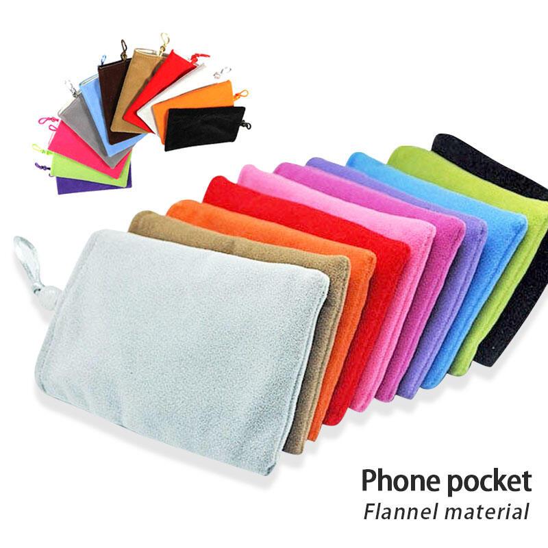 手機絨布套 手機保護套 行動電源絨布套 手機袋 收納袋 莫凡手機绒布袋