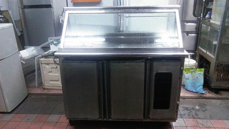 冰品 海鮮 黑白切食材保鮮櫃 不鏽鋼製品 免費保固半年 大台北 地區 可貨到付款不鏽鋼製品