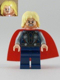 【樂高 LEGO】超級英雄系列6868 6869的Thor索爾