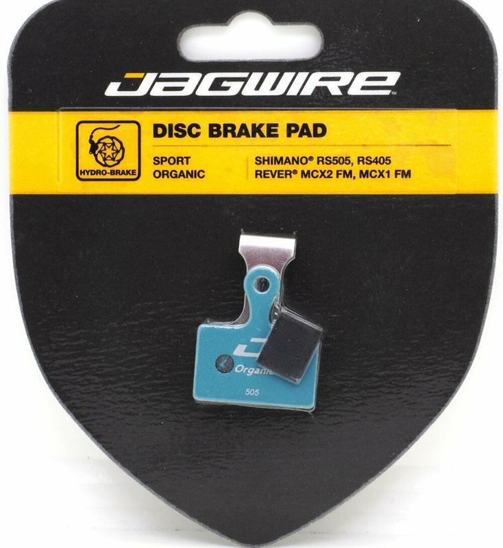 艾祁單車JAGWIRE Jagwire Sport Organic 來令片DCA704,通用Shimano,REVER