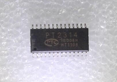 【ee8088賣場】PT2314 汽車音響 音量音質處理器 SOP28 (現貨)
