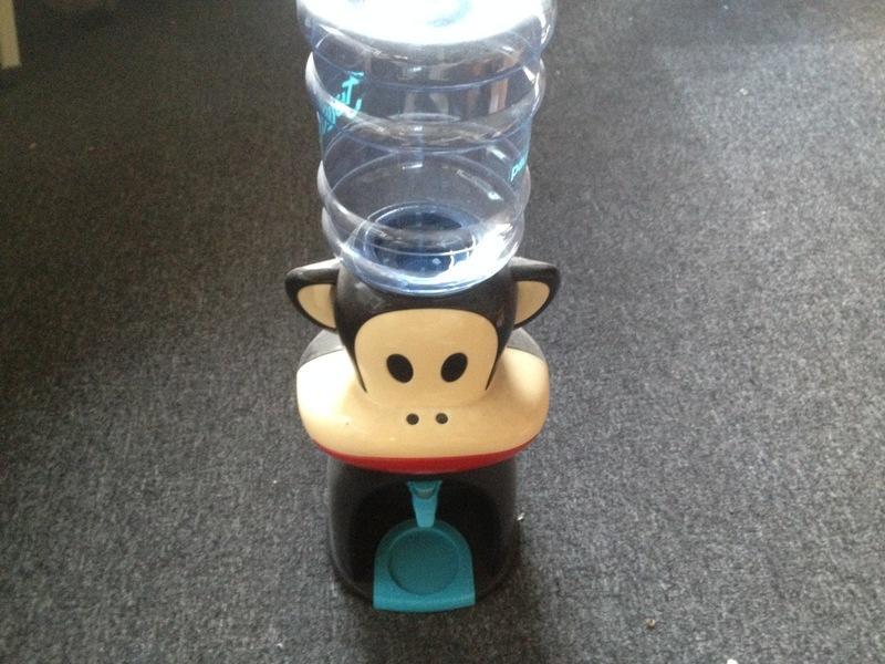 美國正品 Paul Frank大嘴猴 桌上型 飲水機