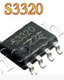 [二手拆機][含稅]拆機二手原裝 液晶電源晶片 S3320 SOP8