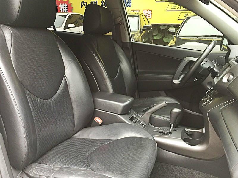 2010年 豐田 RAV4 2.4 影音 頭枕式螢幕 認證車 免頭款 全額貸 0元交車