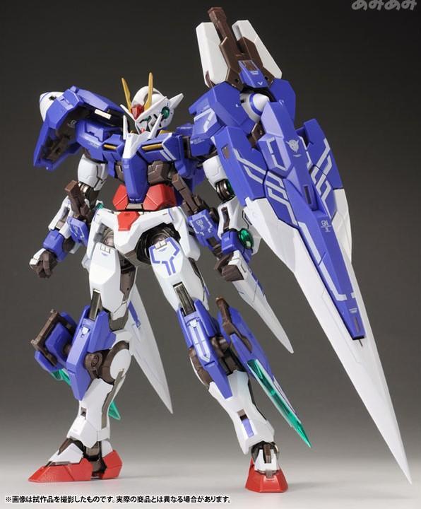 [GO便宜]現貨免等 MC 超合金 metal build MB 七劍 7S 機動戰士 鋼彈00(非萬代)