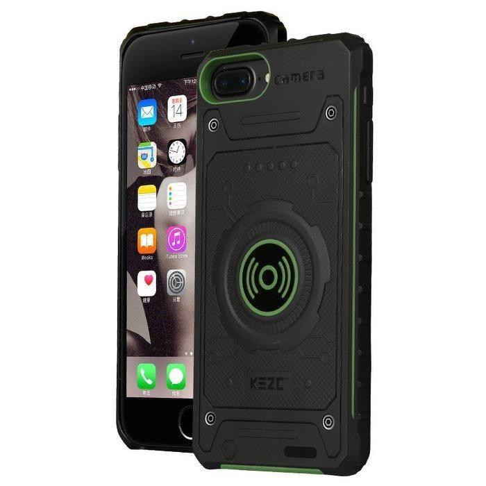 超薄蘋果6s/7P背夾充電寶20000毫安專用iphone7電池6plus手機殼沖
