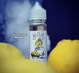 【潮流商城】美國原裝 Mr.Mringue 檸檬奶油甜點派 60ML e-Liquid