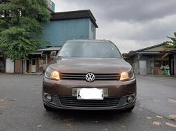 降價  自售  可議價 可換車 7人座  Volkswagen 2014 Caddy Maxi 1.6 TDI