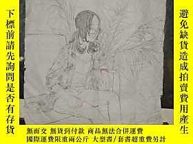 古文物罕見山西名家薛曉喜精品白描送學生的。露天170886 罕見山西名家薛曉喜精品白描送學生的。